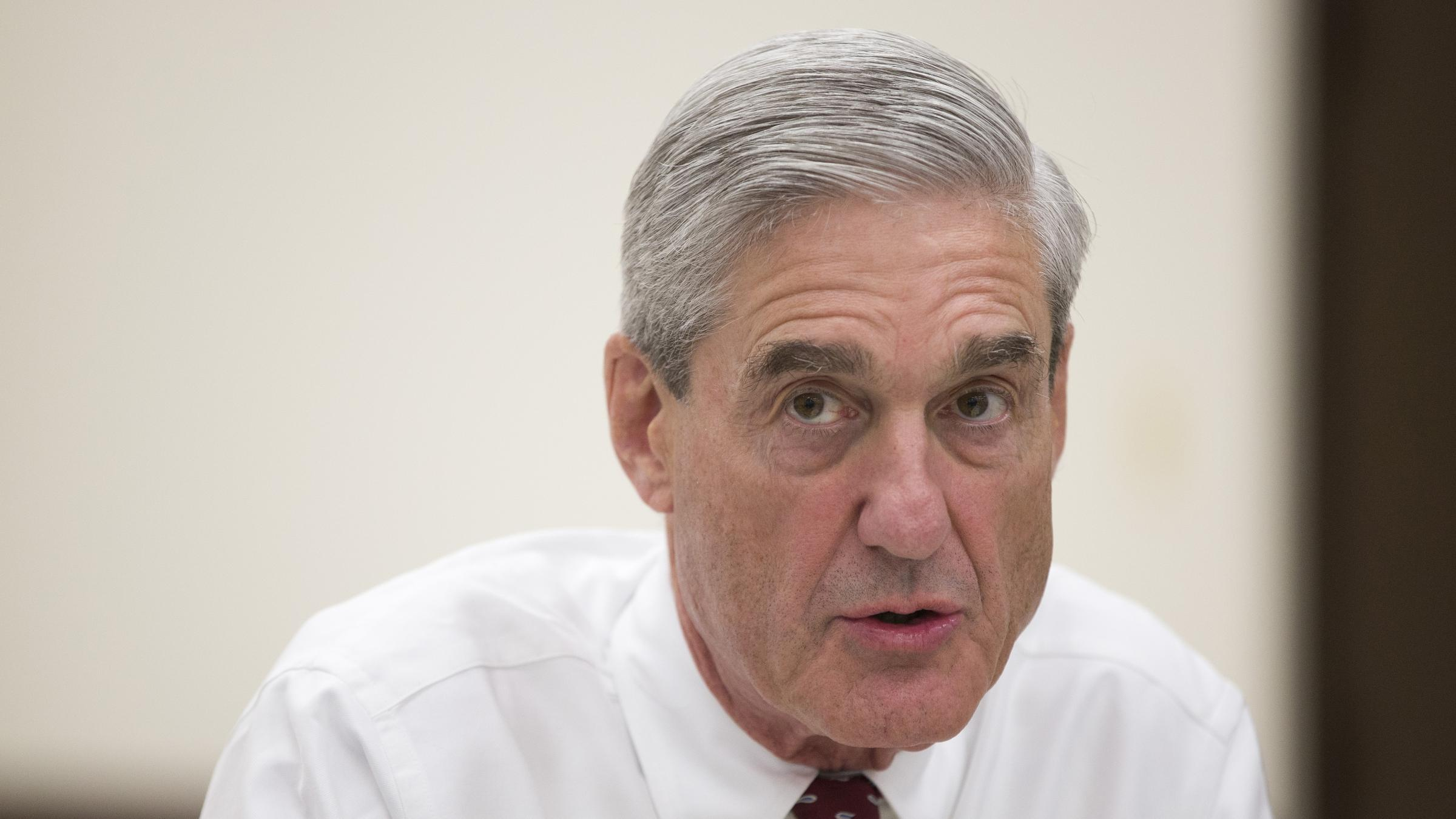 Trump is considering firing special counsel Mueller, friend says
